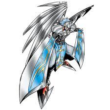 Digimon Adopts Xaki Game Slashangemon