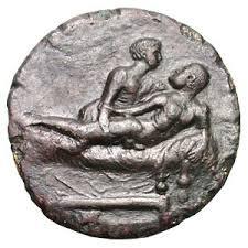 gaycoin Mata Uang Roma Kuno  yang Erotis