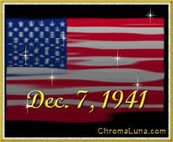 MySpace Pearl Harbor Day