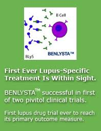 MY LFA - BENLYSTA Web Ad
