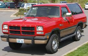 Dodge Ramcharger 1974-2001