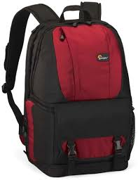 Lowepro Fastpack 250 Bag (RED)