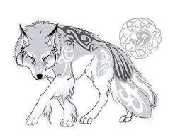 amor entre hermanos - Página 10 Anime_wolf_fullbody_1_