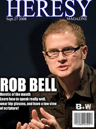 CEO FAN OF ROB BELL