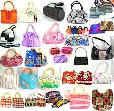Imitation designer handbag