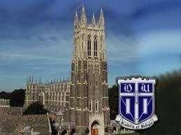 at Duke University and the
