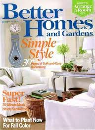 Better Homes and Gardens will