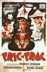 Fric-Frac (1939) affiche
