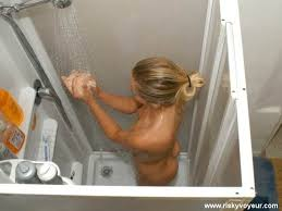 Bathroom Spy Cam Shows Hot Young Teen ...
