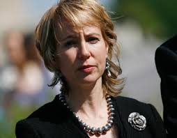 Gabrielle Giffords Heads to
