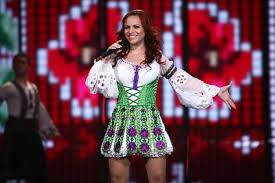 MOLDOVA - EUROVISION 2009 Nelly Ciobanu - Hora Din Moldova