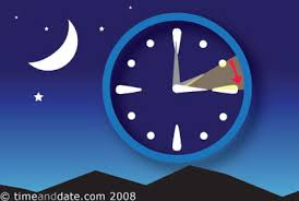 About Daylight Saving Time