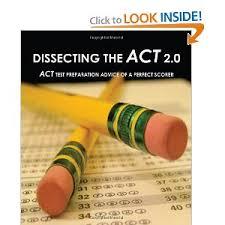 2.0: ACT TEST PREPARATION