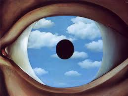 occhio magritte