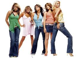 Wallpaper Girls Aloud