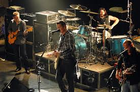 Them Crooked Vultures On