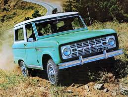 Ford Bronco 1966-1996