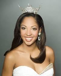 Miss Virginia 2009. Caressa