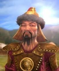 Genghis Khan 2 images