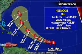 of our hurricane tracking