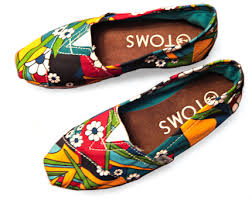 TOMS Shoes Design