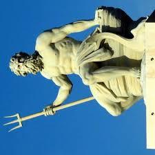 Nach der Himmelfahrt Poseidon