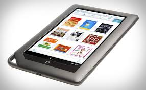 Nook Color is here!