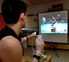 Wii technology used in brain