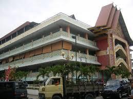 Ilustrasi: Keadaan pasar di Pekanbaru.