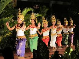 Enjoy a traditional dance performance