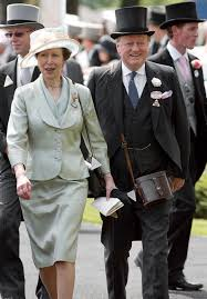 Princess Anne with Andrew