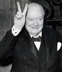 Winston Churchill was born