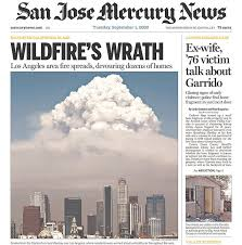 San Jose Mercury News Front