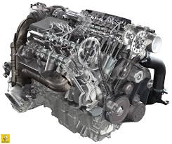 Renaults V6 dCi Diesel engine
