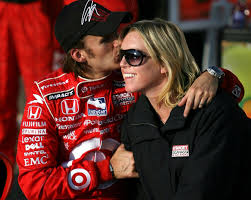 Dan Wheldon and Susie Wheldon