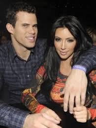 Kris Humphries and Kim