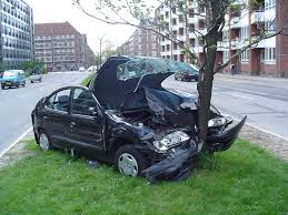 random pic of car crash from the internet.