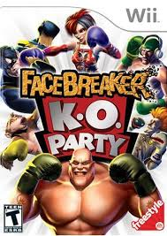 facebreaker ko partywii