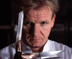 On Gordon Ramsay: Cookalong