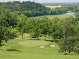 Bastrop. TX Golf Course