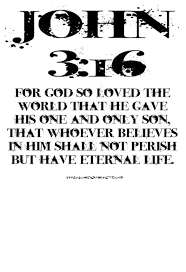 john 3:16 Coloring pages,