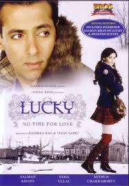 Lucky No Time For Love