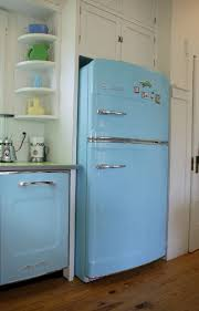Retro Kitchen Retro Refrigerator and Vintage Appliances