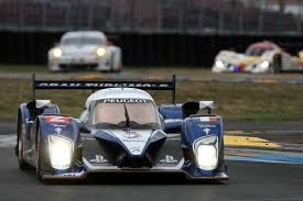 the 24 Hours of Le Mans,