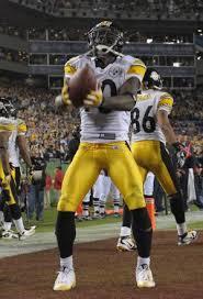Steelers Santonio Holmes