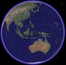 Menjelajahi Isi Bumi dengan Google Earth Versi 5.1