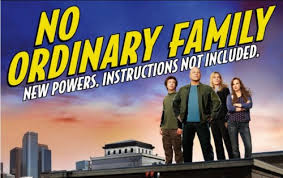 No Ordinary Family Season 01