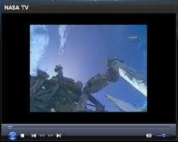 watching nasa tv online,