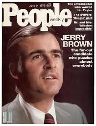 Jerry Brown Wants You -- To