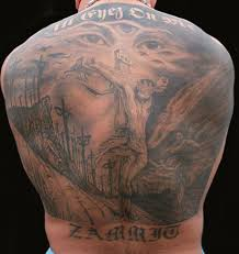 Best Tattoo Jesus Design American